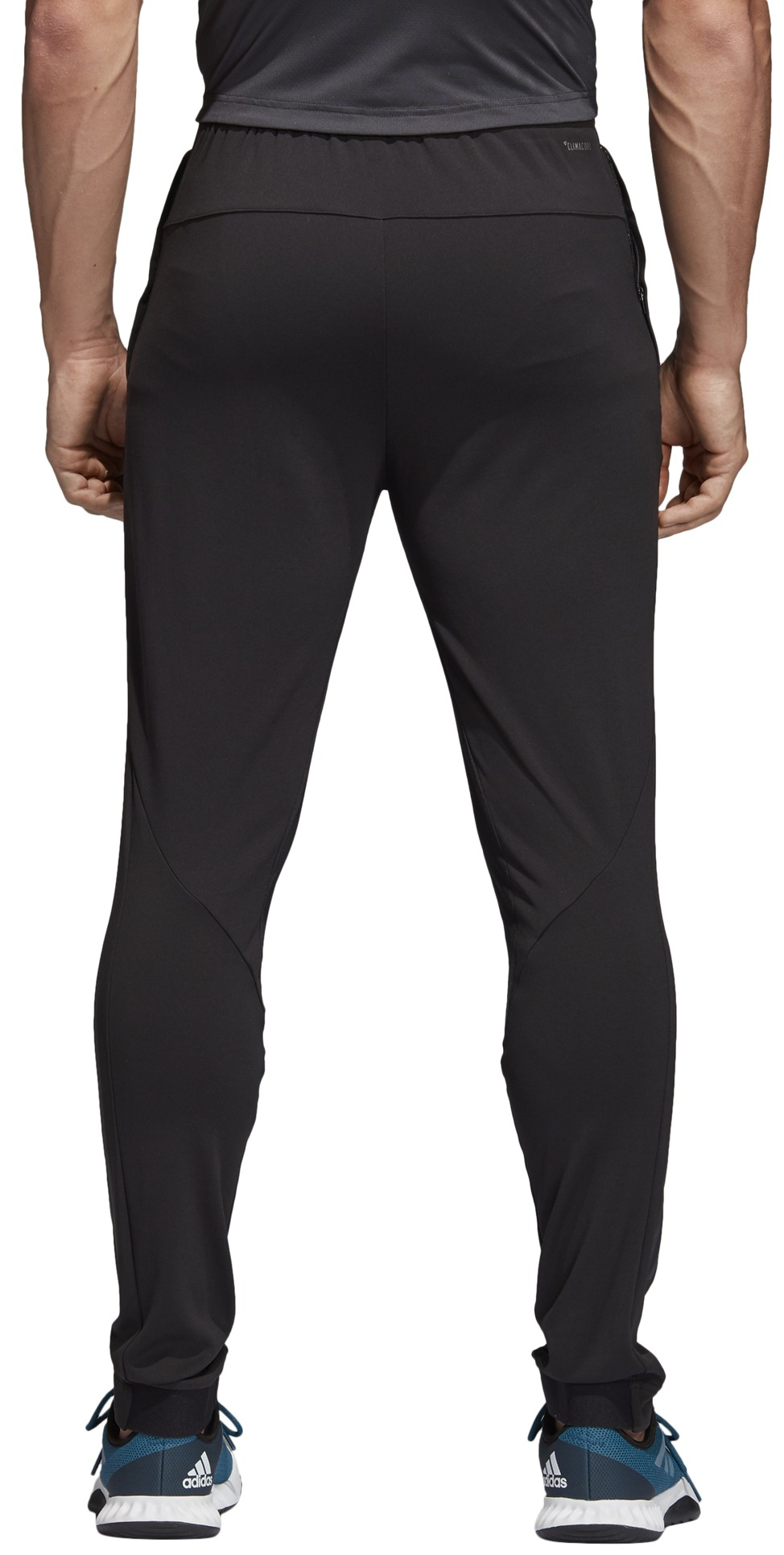 adidas WORKOUT PANT CLIMACOOL KNIT | sportisimo.pl