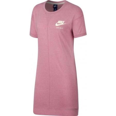 a4cff10ae909 Dámske šaty - Nike GYM VNTG DRESS W - 1