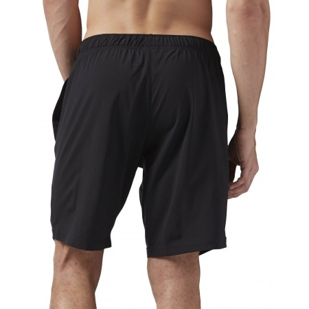Men's shorts - Reebok COMMERCIAL CHANNEL WOVEN SHORT - 3