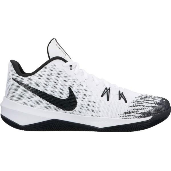 Nike ZOOM EVIDENCE II biela 11 - Pánska basketbalová obuv