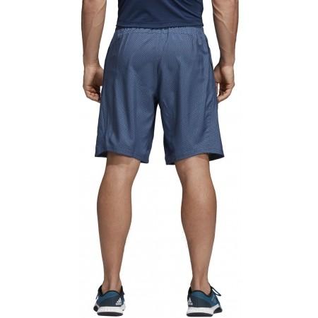 Șort sport bărbați - adidas 4KRFT SHORT CLIMALITE WOVEN GRAPHIC - 4