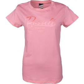 Russell Athletic S/S CREW NECK TEE - Women's T-shirt