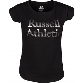 Russell Athletic ATHLETIC  SILVER TEE - Women's T-shirt