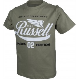 Russell Athletic LIMITED EDITION TEE - Chlapčenské tričko