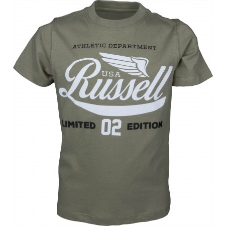 Tricou de băieți - Russell Athletic LIMITED EDITION TEE - 2