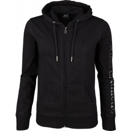 Russell Athletic ATHLETIC SILVER HOODY - Hanorac damă