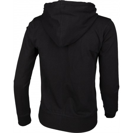 Hanorac damă - Russell Athletic ATHLETIC SILVER HOODY - 3