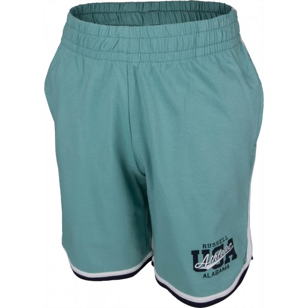 Russell Athletic BASKETBALL USA zöld 176 - Fiú short