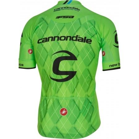 Pánský cyklistický dres - Castelli TEAM 2.0 JERSEY FZ - 2