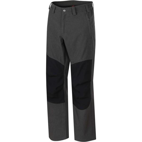 Hannah BENFORD II sivá XXL - Pánske softshellové nohavice