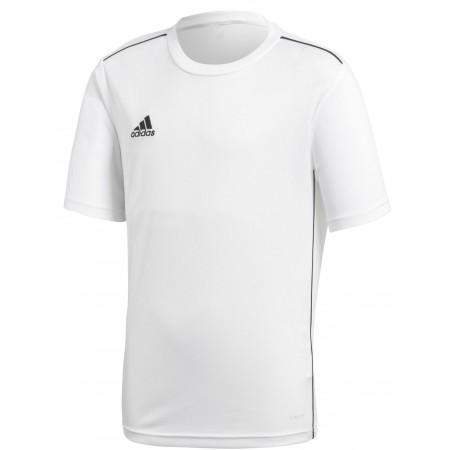 adidas CORE18 JSY Y - Juniorský  futbalový dres