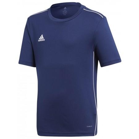 Juniorský  futbalový dres - adidas CORE18 JSY Y