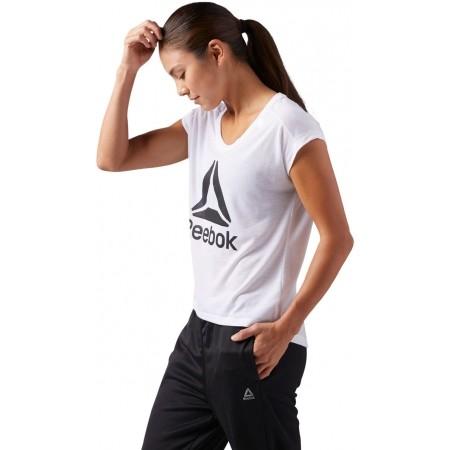 Dámské sportovní tričko - Reebok WOR SUPREMIUM 2.0 TEE BIG - 2 7c1e9a5a6c