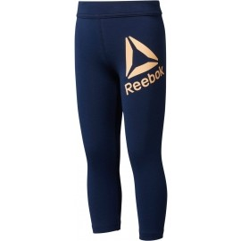 Reebok GIRLS ESSENTIALS 7/8 TIGHT - Detské legíny