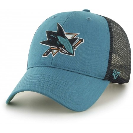 Șapcă - 47 NHL SAN JOSE SHARKS BRANSON MVP - 1