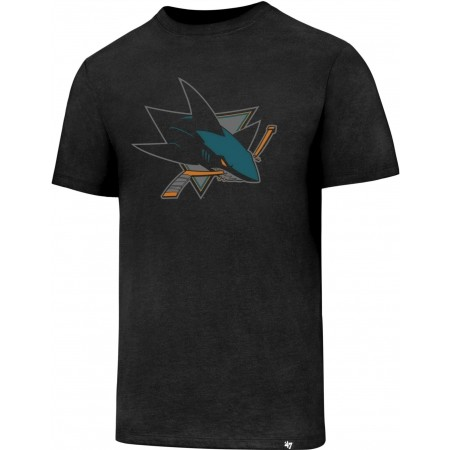 47 NHL SAN JOSE SHARKS CLUB TEE - Мъжка тениска