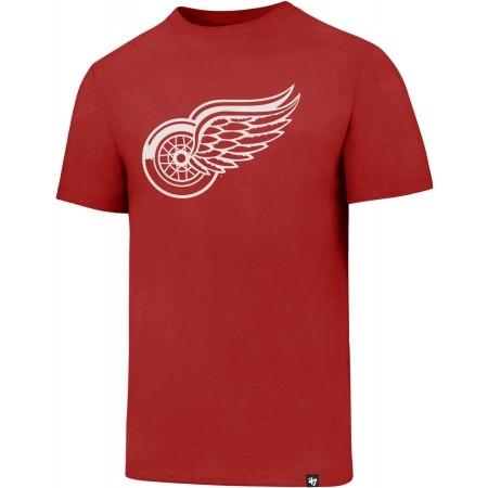 Koszulka męska - 47 NHL DETROIT RED WINGS CLUB TEE - 1