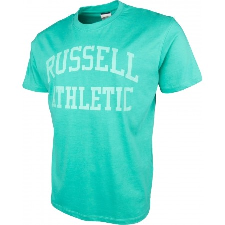 Men's T-shirt - Russell Athletic SS CREW NECK LOGO TEE - 2