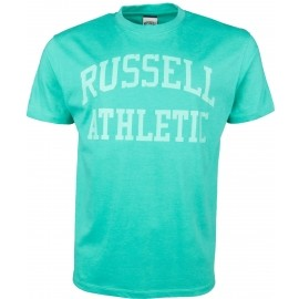 Russell Athletic SS CREW NECK LOGO TEE - Herren T-Shirt