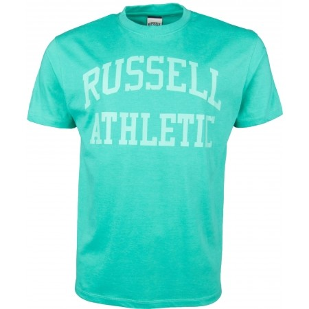 Men's T-shirt - Russell Athletic SS CREW NECK LOGO TEE - 1