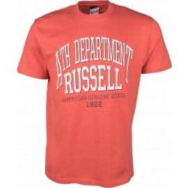 Russell Athletic S/S NECK CREW ATH DEPARTMENT - Herren Trikot