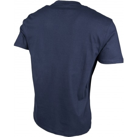 Men's T-shirt - Russell Athletic S/S NECK CREW RA PRINT - 3