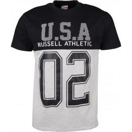 Russell Athletic USA TEE - Herren T-Shirt