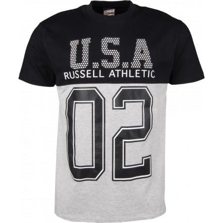 c936e0dcc3 Férfi póló - Russell Athletic USA TEE - 1