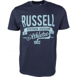 Russell Athletic S/S CREW NECK TEE CORE LINE - Men's T-shirt