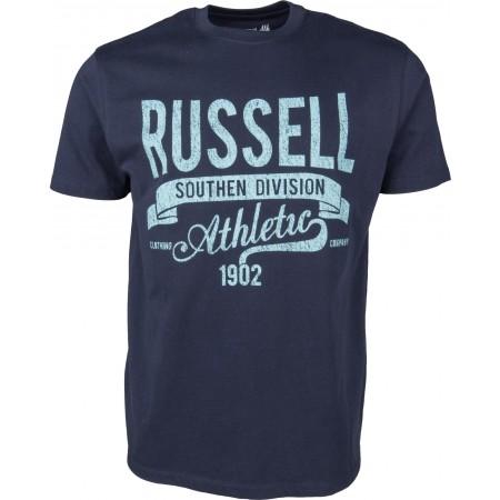 Tricou de bărbați - Russell Athletic S/S CREW NECK TEE CORE LINE - 1
