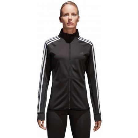 Hanorac sport damă - adidas D2M TRACKTOP - 3