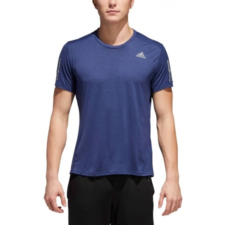 Pánské běžecké triko - adidas RS COOL SS TEE M - 5