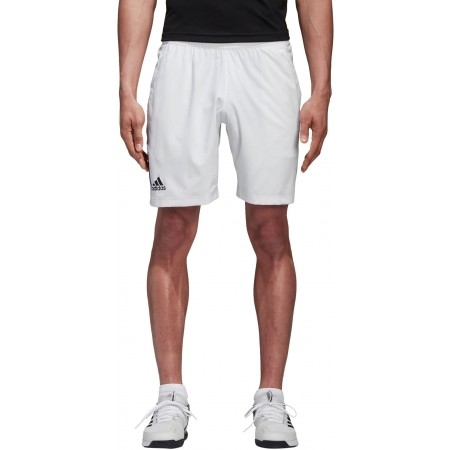 Men's shorts - adidas CLUB 3 STRIPES SHORT - 2