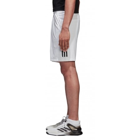 Men's shorts - adidas CLUB 3 STRIPES SHORT - 3