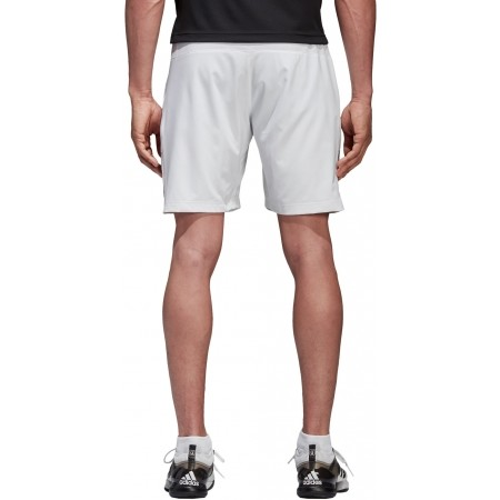 Men's shorts - adidas CLUB 3 STRIPES SHORT - 4