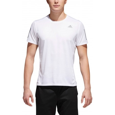 Koszulka męska - adidas RS SS TEE M/RESPONSE TEE M - 5