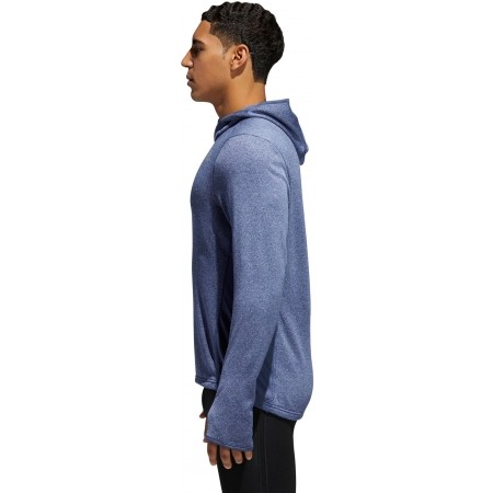 Pánské triko s kapucí - adidas RS HOODIE M - 3