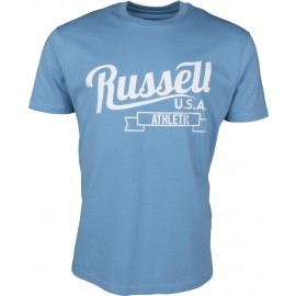 Russell Athletic S/S CREW RA PRINT - Men's T-shirt
