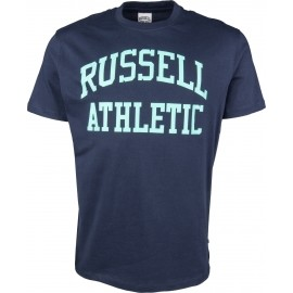 Russell Athletic S/S CREW TEE WITH CLASSIC ARCH LOGO PRINT - Men's T-shirt