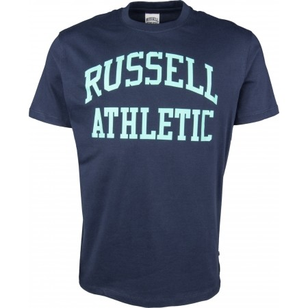 Men's T-shirt - Russell Athletic S/S CREW TEE WITH CLASSIC ARCH LOGO PRINT - 1