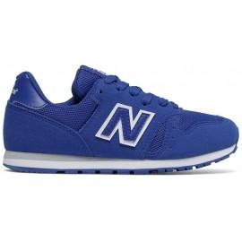 New Balance J373UEY - Detská voľnočasová obuv