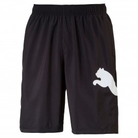 "Puma ESS BIG CAT WOVEN SHORT 10"" - Herren Sportshorts"