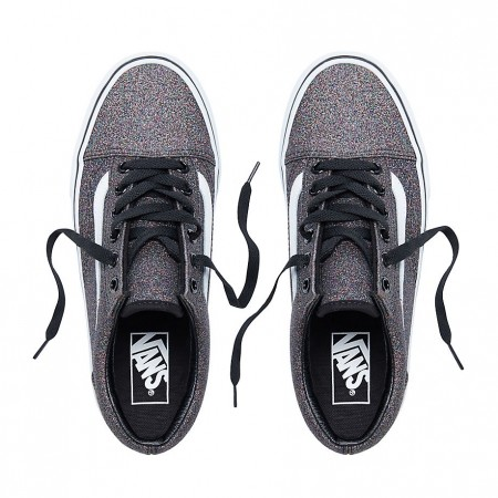vans old skool damen glitter