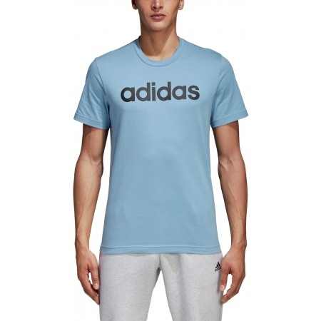 Men's T-shirt - adidas COMMCERCIAL LINEAR TEE - 5