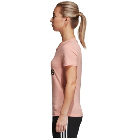 Women's T-shirt - adidas FOIL TEXT BOS - 3