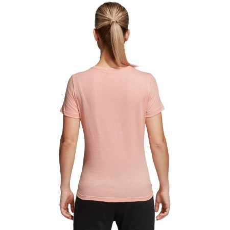 Women's T-shirt - adidas FOIL TEXT BOS - 4