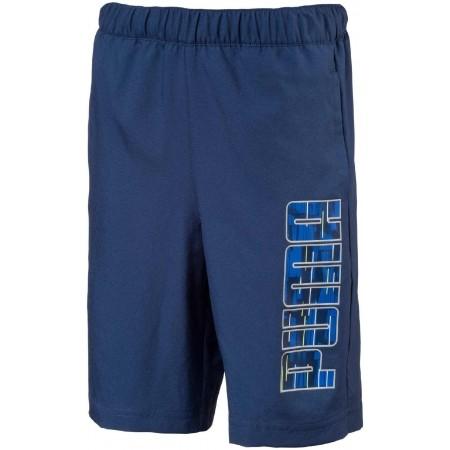 Boys' shorts - Puma HERO WOVEN - 1