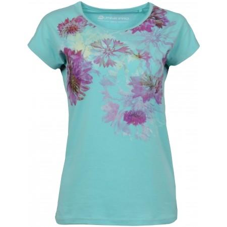 Tricou de damă - Alpine Pro ARMANA 2 - 1