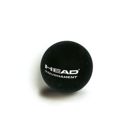 Head Squashový míč Tournament - Squashový míč (jednotečkový)