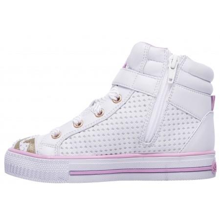 Dievčenské tenisky - Skechers SHUFFLES POP DAZZLE - 3
